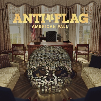 Anti-Flag - American Fall hi-res