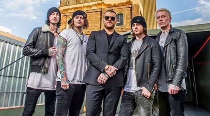 "NUOVA CANZONE: ""Into the Fire"" by Asking Alexandria"