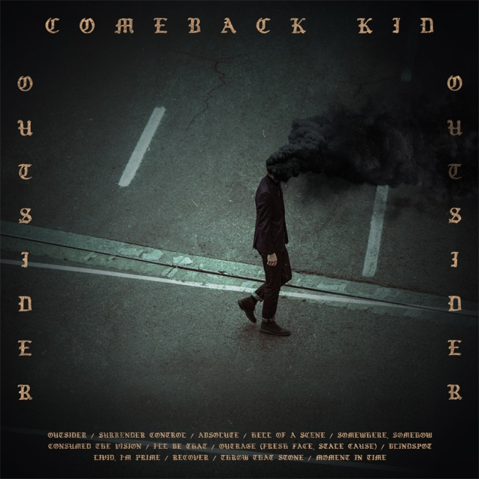 "REVIEW: ""Outsider"" by Comeback Kid"