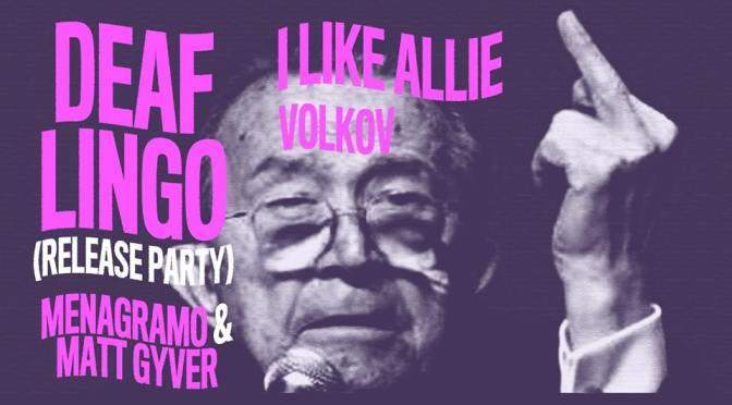 I Deaf Lingo e Fatty Liver Records debuttano all'Honky Tonky