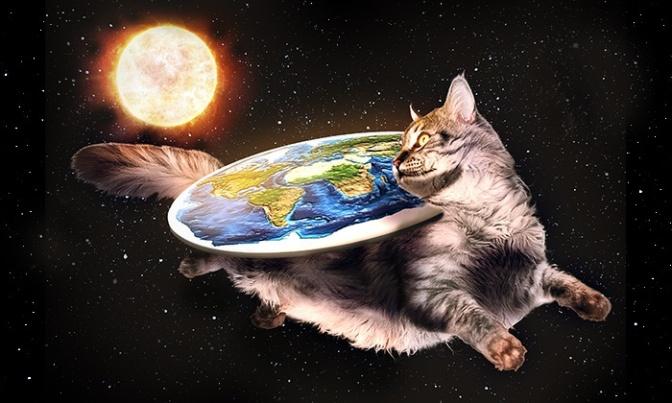 Il rapper B.o.B raccoglie fondi per dimostrare che la Terra è piatta