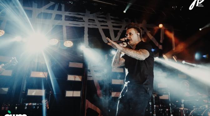 Papa Roach @ Alcatraz, Milano 24-09-17