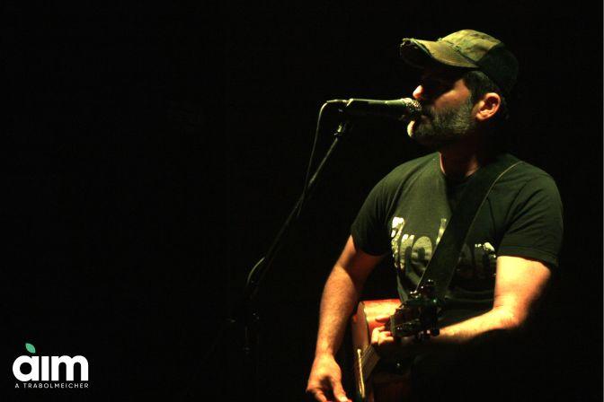 Joey Cape's One Week Records Tour @ Decibel, Magenta (MI) 23-09-17