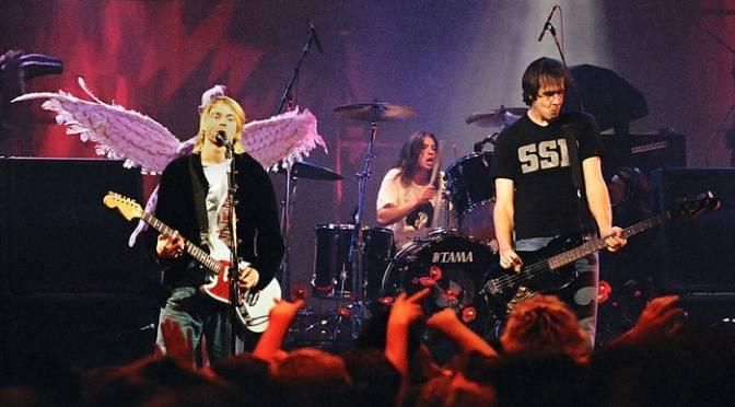 "Nirvana: all'asta i microfoni di ""In Utero"""