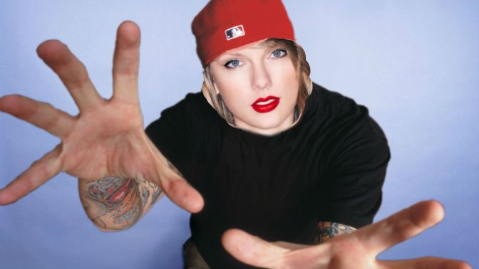 Se Taylor Swift suonasse come i Limp Bizkit?