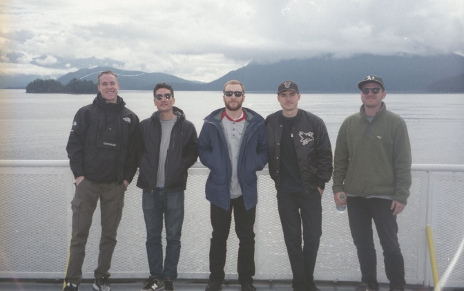 """NUOVA CANZONE: """"Out of It"""" by The Story So Far"""