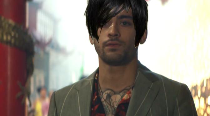 Zayn ha un nuovo singolo da paura ma tutti parlano dei suoi capelli.