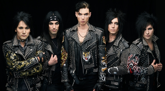 "NUOVA CANZONE: ""My Vow"" by Black Veil Brides"