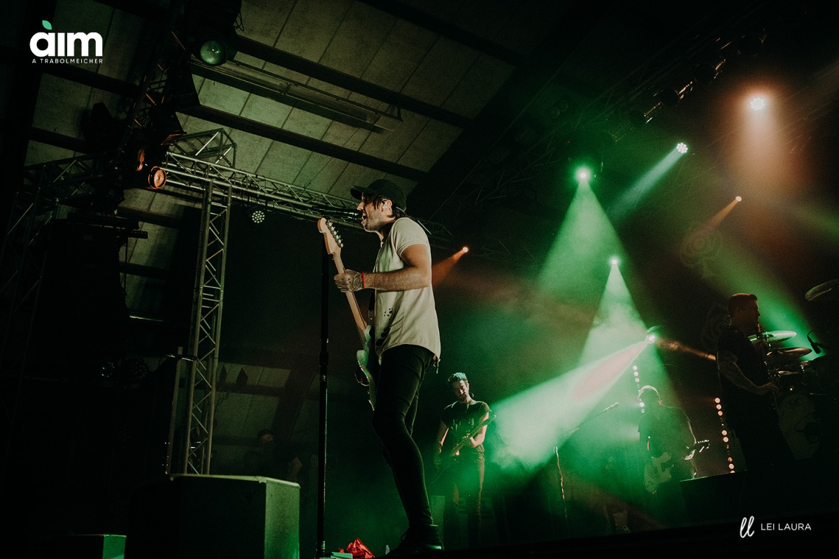 ALL TIME LOW: guarda le foto del concerto!