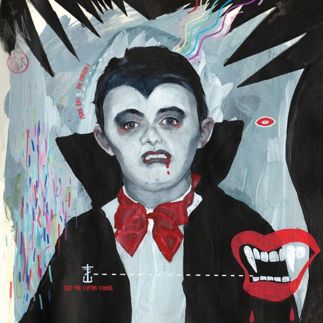 "REVIEW: ""Keep The Coffins Coming"" by Frank Iero and The Patience"