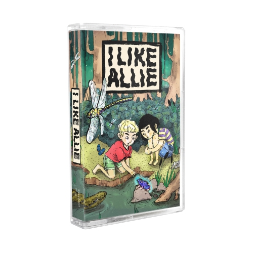 i like allie cassette