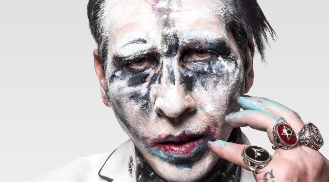 Marylin Manson in ospedale vittima della sfiga