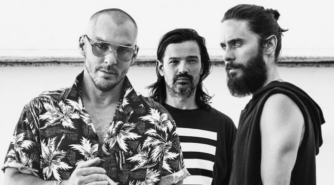 I 30 Seconds to Mars aggiungono una data in Italia!