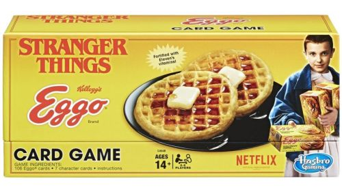 stranger things eggo gioco