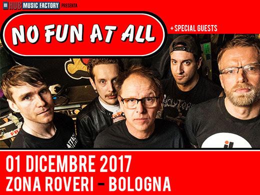 No Fun At All in Italia!