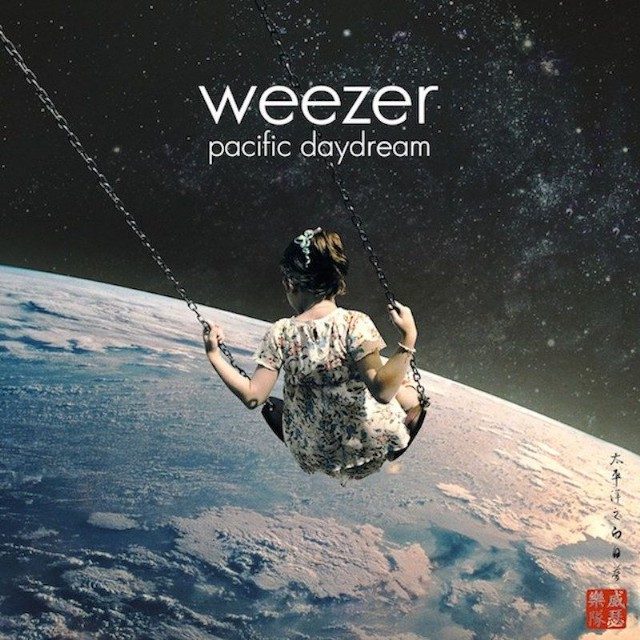 """REVIEW: """"Pacific Daydream"""" by Weezer"""