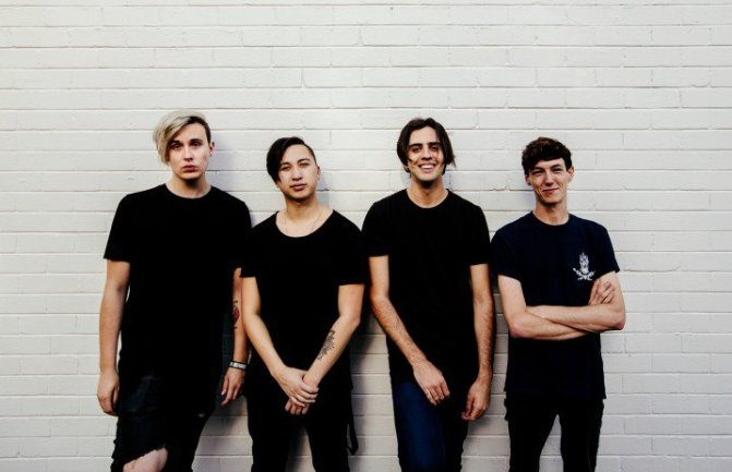 "NUOVO VIDEO: ""Waterfall"" by With Confidence"