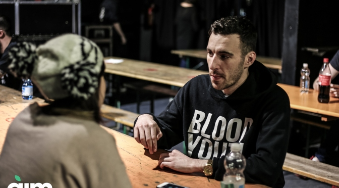 Interview with Blood Youth