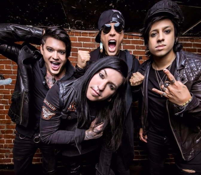 Escape the Fate: ecco il lyric video della nuova canzone Broken Heart