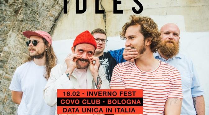 Idles in Italia!