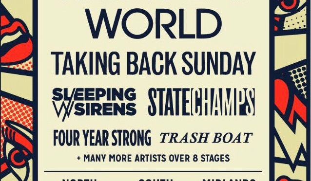 SLAM DUNK 2018: STAGE SPLIT E NUOVE BAND ANNUNCIATE