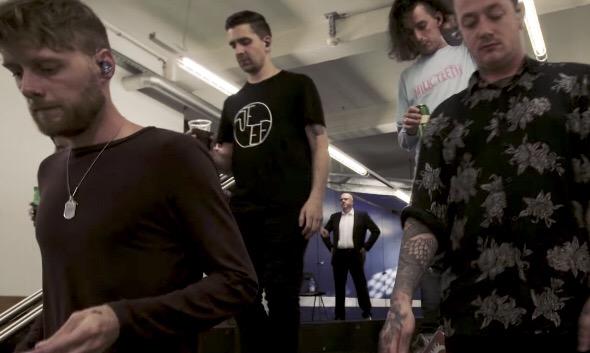"""NUOVO VIDEO: """"L.O.V.E."""" by Deaf Havana"""