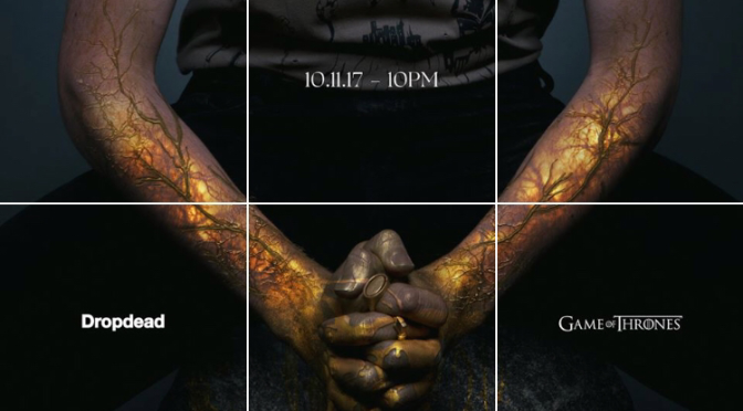 Oliver Sykes collabora con Game Of Thrones per una linea di vestiti