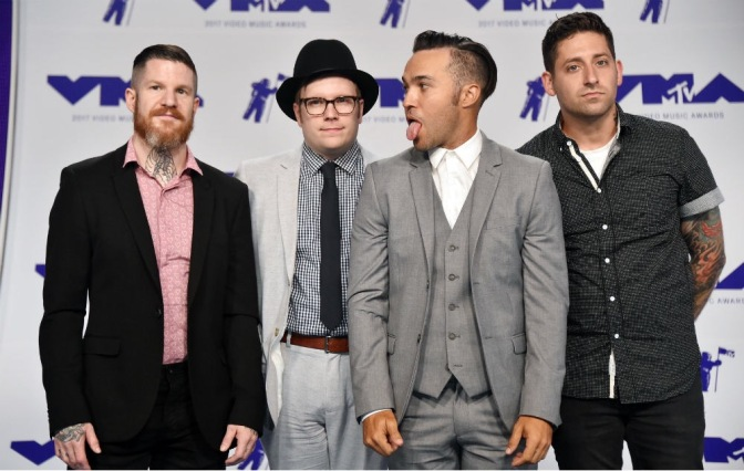 "Nuovo Video: ""Hold Me Tight Or Don't"" by Fall Out Boy"