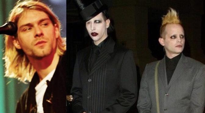 L'ex tastierista di Marilyn Manson odia quel ladro di Kurt Cobain