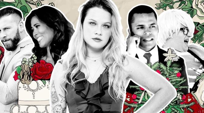 Un film emo natalizio (con Frank Iero) è tutto ciò di cui hai bisogno