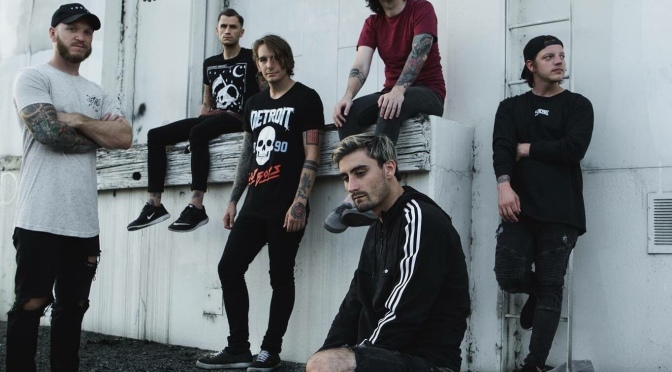 "Nuovo Video: ""Waste Age"" by We Came As Romans"