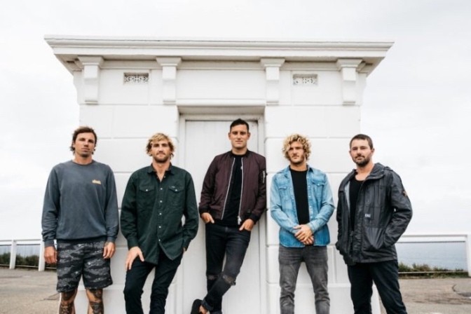 Parkway Drive in Italia!