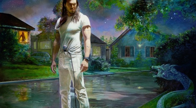 "Nuova canzone: ""Music is Worth Living For"" by Andrew W.K."