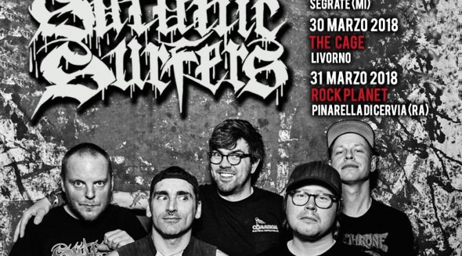Satanic Surfers in Italia!
