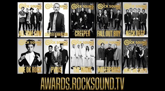 ROCK SOUND AWARDS: ecco tutti i vincitori