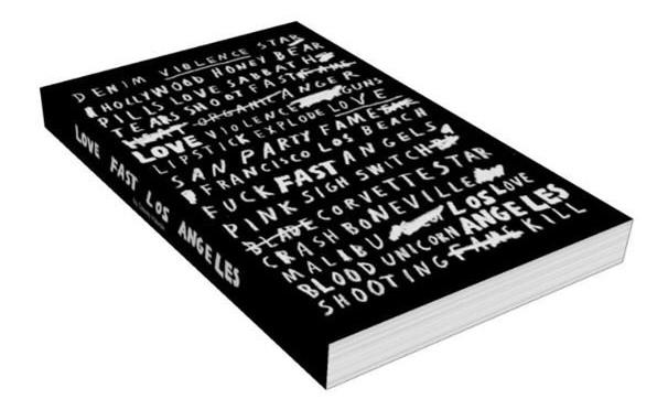 Love Fast Los Angeles: il nuovo libro di Davey Havok