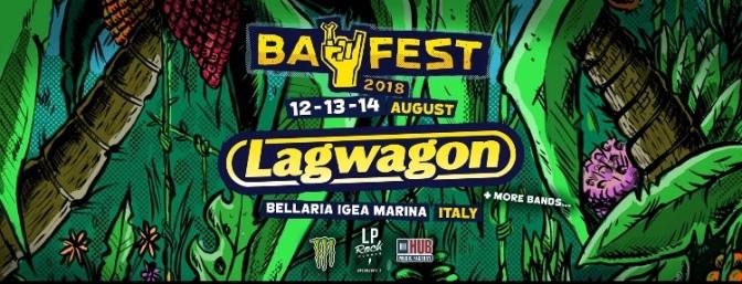Bay Fest: i Lagwagon sono il primo headliner!