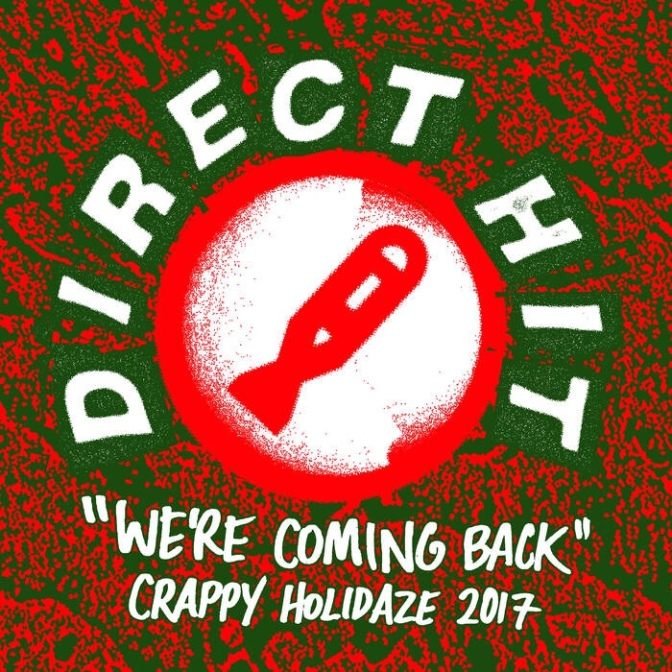"Nuova cover: ""We're Coming Back"" by Direct Hit!"