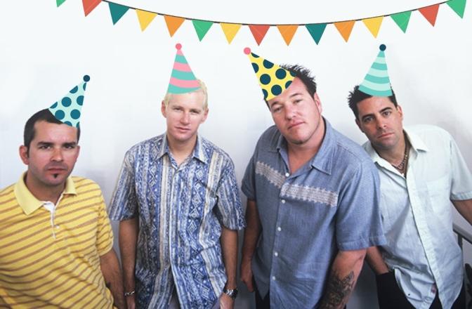 E tu cosa saresti disposto a fare per far suonare gli Smash Mouth al tuo compleanno?