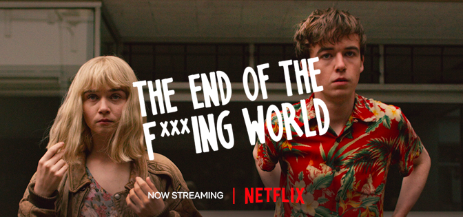 The End of the F***ing World poteva essere la serie più bella di sempre e invece no