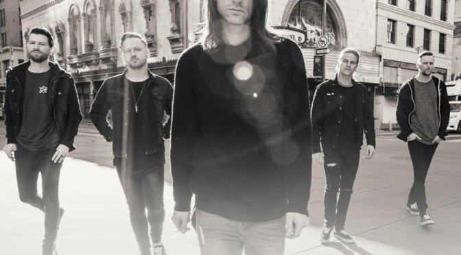 "NUOVA CANZONE: ""Wishful Sinking"" by Blessthefall"