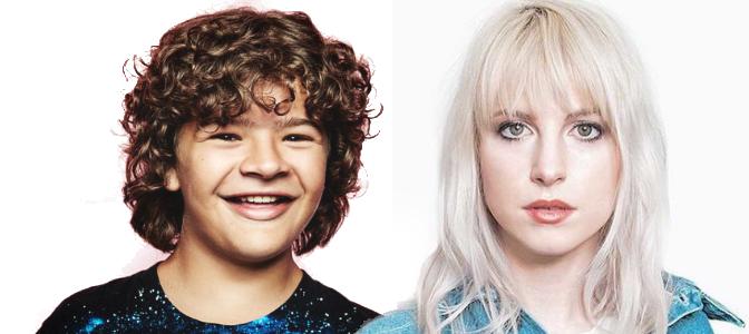 Quando i Paramore incontrano Stranger Things