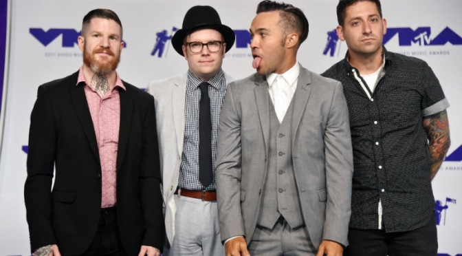 Fall Out Boy: memorabilia della band in vendita nel video di Wilson (Expensive Mistakes)… o forse no?