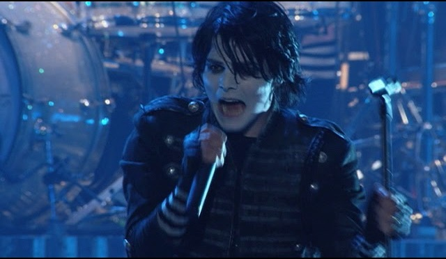 I My Chemical Romance caricano The Black Parade Is Dead! su YouTube