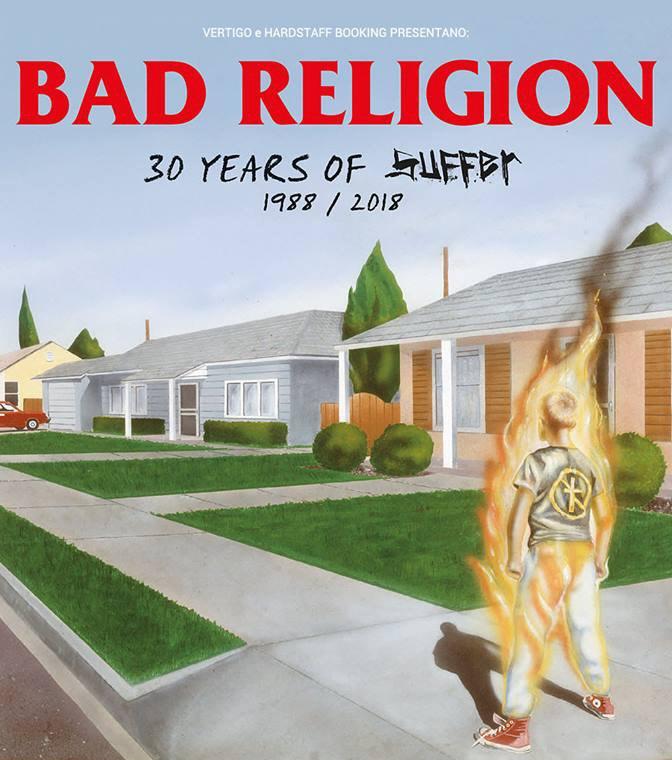 Bad Reglion: 30 Years of Suffer in Italia!