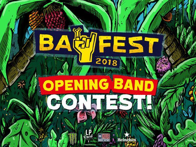 Fai suonare la tua band al Bay Fest!