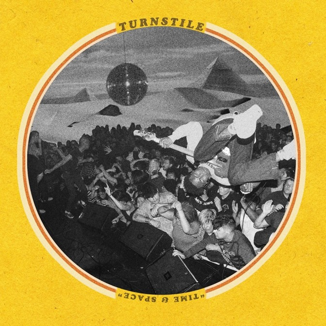 "REVIEW: ""Time & Space"" by Turnstile"