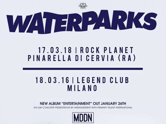 waterparks italia 2018