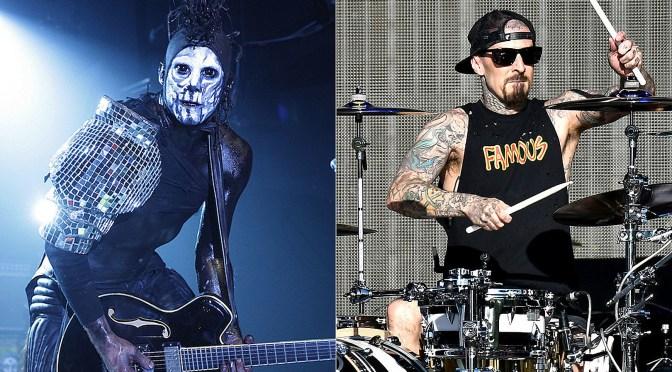 Travis Barker dei Blink 182 e Wes Borland dei Limp Bizkit stanno lavorando insieme