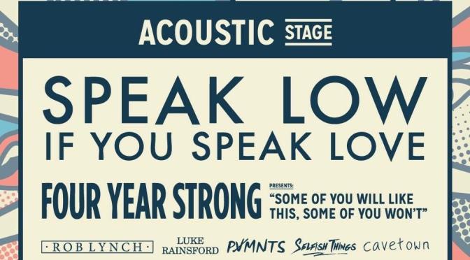 SLAM DUNK 2018: line up sempre più densa con l'annuncio dell'acoustic stage